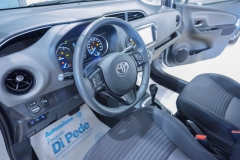 Toyota Yaris Hybrid Usato 36