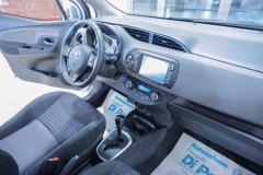 Toyota Yaris Hybrid Usato 38
