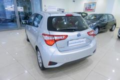 Toyota Yaris Hybrid Usato 6