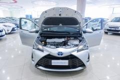 Toyota Yaris Hybrid Usato 8