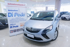 Opel Zafira 7 Posti Usata 1