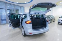Opel Zafira 7 Posti Usata 12