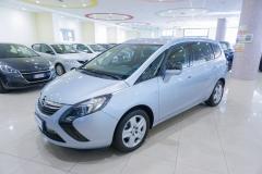 Opel Zafira 7 Posti Usata 13