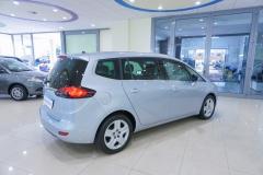 Opel Zafira 7 Posti Usata 15