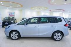 Opel Zafira 7 Posti Usata 18