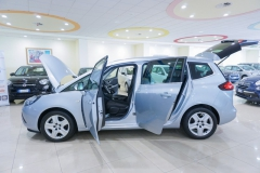 Opel Zafira 7 Posti Usata 19