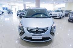 Opel Zafira 7 Posti Usata 2