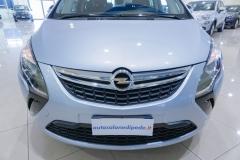 Opel Zafira 7 Posti Usata 20