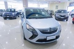 Opel Zafira 7 Posti Usata 3