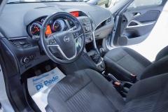 Opel Zafira 7 Posti Usata 35