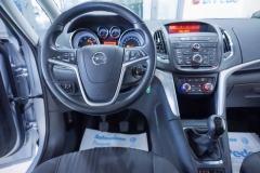 Opel Zafira 7 Posti Usata 39