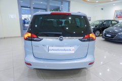 Opel Zafira 7 Posti Usata 5