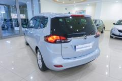 Opel Zafira 7 Posti Usata 6