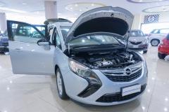 Opel Zafira 7 Posti Usata 9