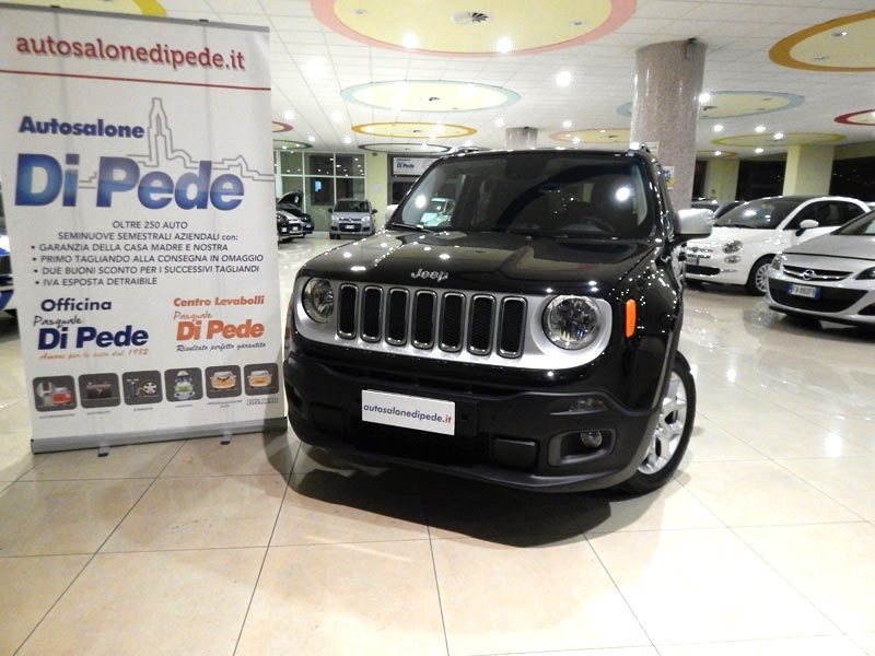 JEEP RENEGADE 1.6MJT Limited