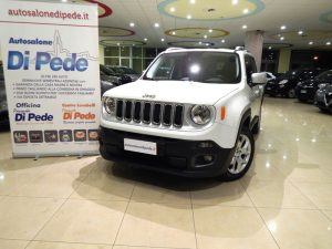 JEEP RENEGADE 1.6MJT Limited + Navi