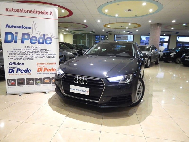 AUDI A4 2.0 TDI Automatic S-TRONIC Business