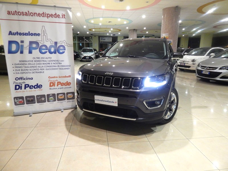 JEEP COMPASS 1.6 MJT Limited + Packs