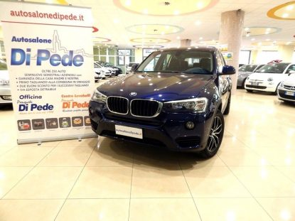 BMW X3 1.8d S-Drive BUSINESS Automatica