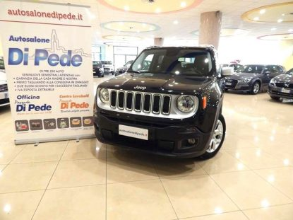 JEEP RENEGADE 1.6 MJT  Limited+Navi