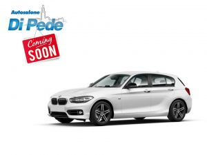 BMW 116d (Auto IN ARRIVO)