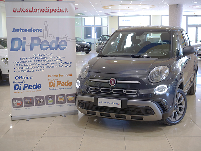 FIAT 500L 1.6MJT CROSS