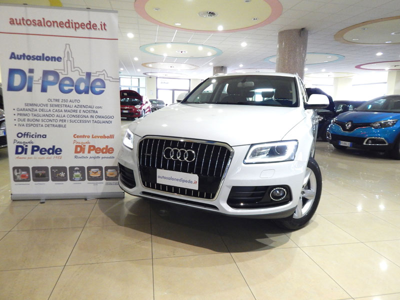 AUDI Q5 2.0 TDI Quattro Advanced Plus Multitronic Xenon Automatica