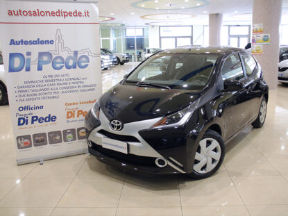 TOYOTA AYGO 1.0i 5porte X-business