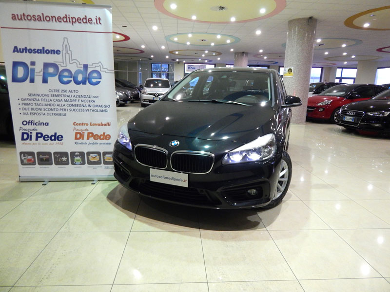 BMW 216d Active Tourer Advantage + Navi + Business Pack + Packs