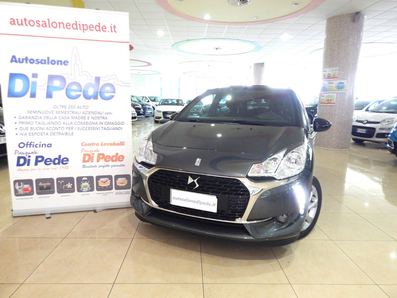 CITROEN DS3 CABRIO 1.6 hdi Chic