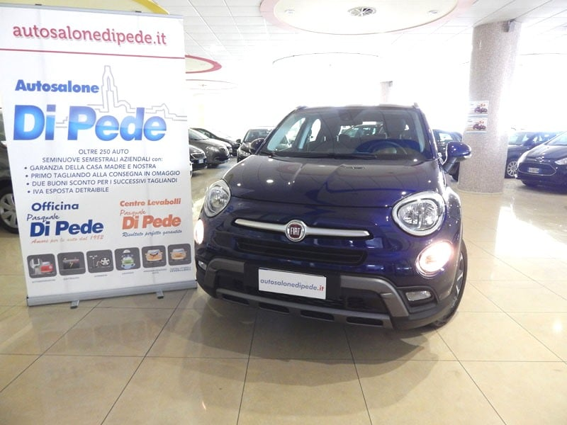 FIAT 500X 1.6 MJT OFF-ROAD CROSS