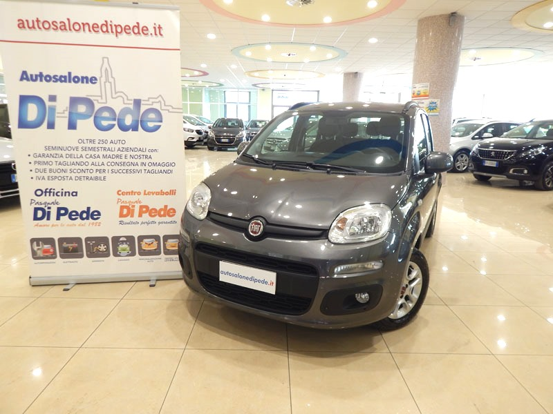 FIAT PANDA 1.3 MJT Business 5Posti