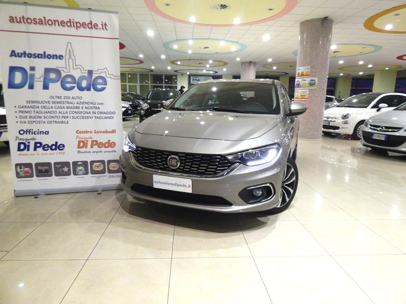 FIAT TiPo 1.6 MJT Lounge