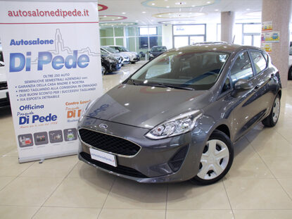 FORD FIESTA 1.1i Plus