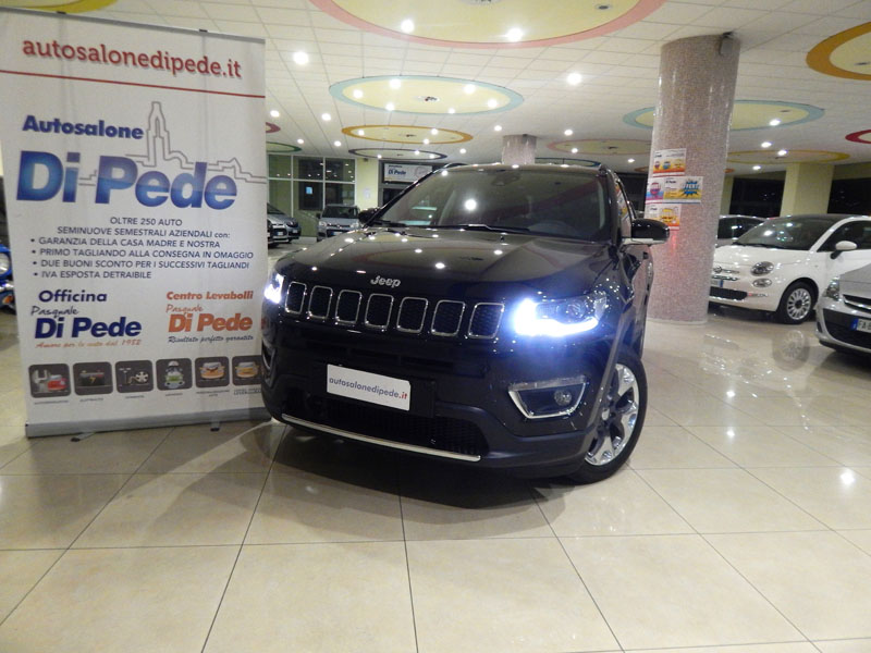 JEEP COMPASS 1.6 MJT Limited
