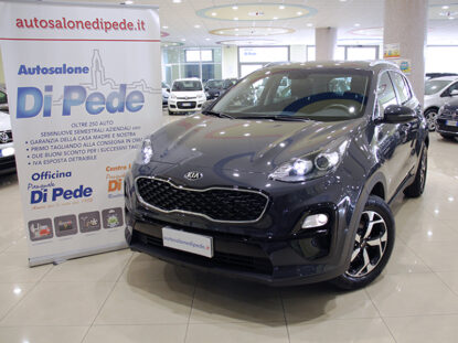 KIA SPORTAGE 1.6 HDI Energy Design Pack