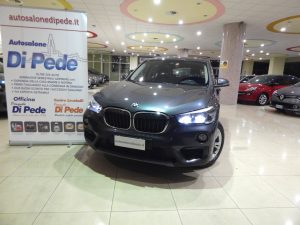 BMW X1 S-drive 2.0d Advantage