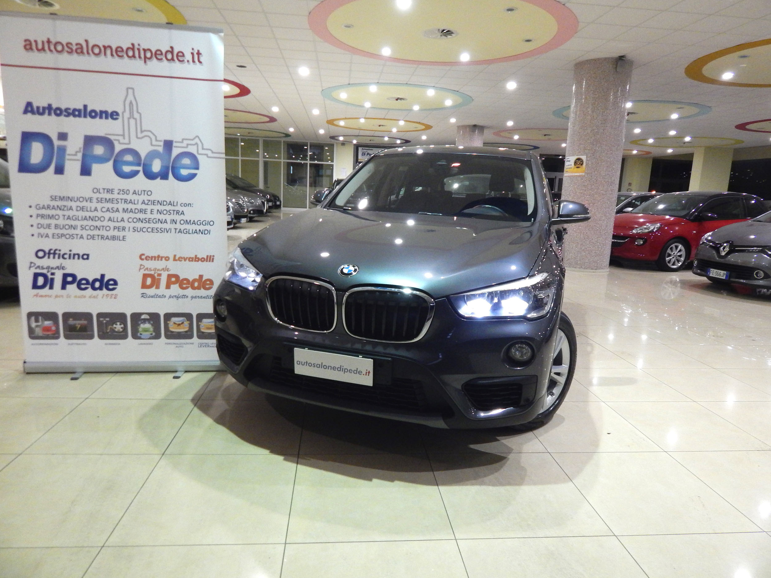 BMW X1 S-drive 1.8d Advantage + Navi