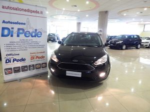 Nuova FORD FOCUS SW 1.5 TDCI PLUS + SYNC
