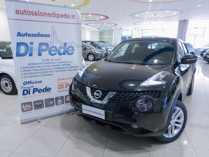 NISSAN JUKE 1.5DCI N-Connecta