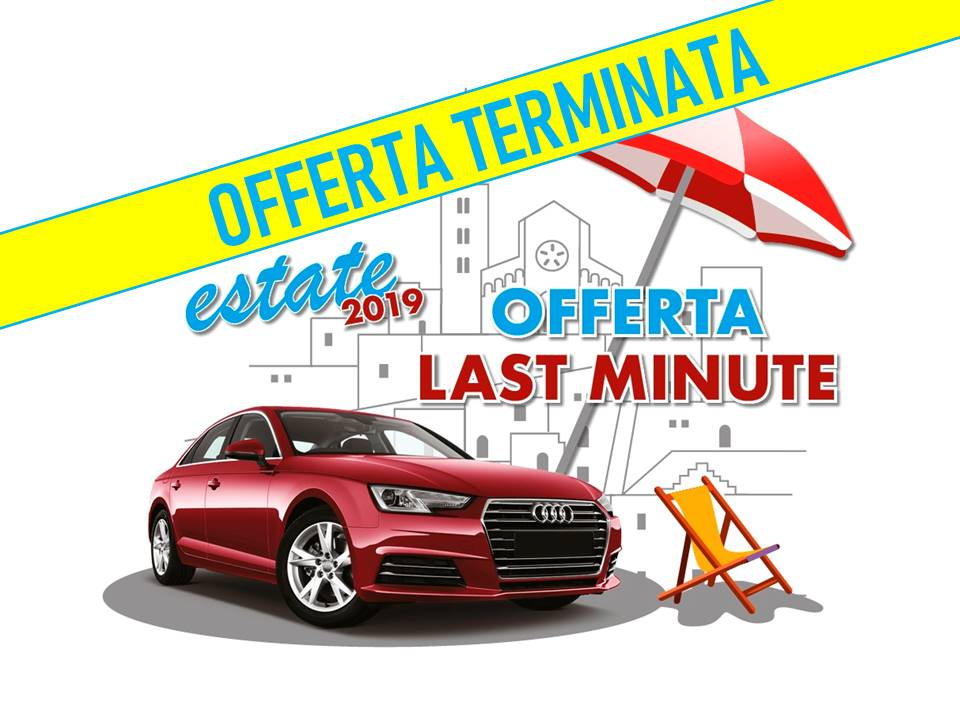 LAST MINUTE Estate 2019: Are You Ready / TERMINATA CON GRANDE SUCCESSO