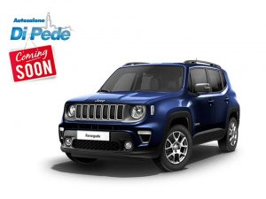 JEEP RENEGADE 1.6 MJT LIMITED (Auto IN ARRIVO)