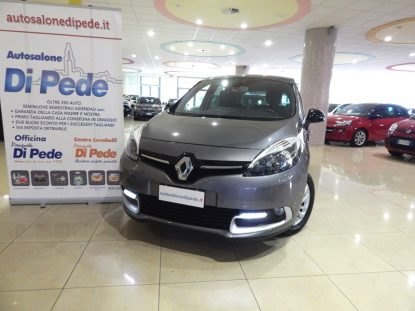RENAULT SCENIC XMode 1.5dci Limited con Navi