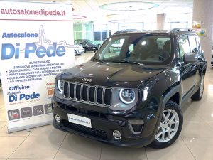 JEEP RENEGADE 1.6 MJT2 LIMITED + LED PACK