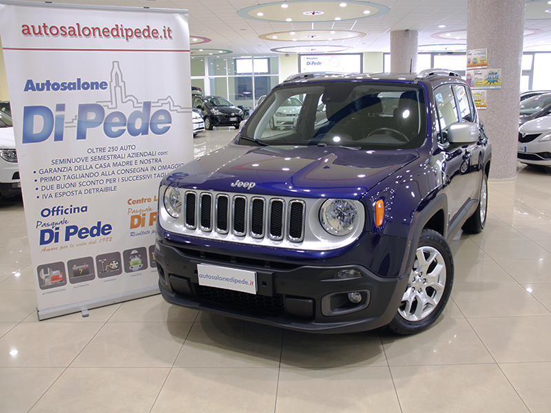 JEEP RENEGADE 1.6 MJT2 LIMITED