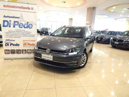 VOLKSWAGEN GOLF 7 SW 1.6 TDI BlueMotionTech Business + Navi