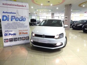 VOLKSWAGEN POLO 1.4 TDI Comfortline BlueMotion + Tech&SoundPack