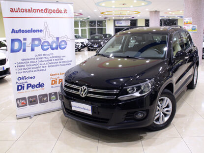 VOLKSWAGEN TIGUAN 2.0 TDI CROSS BM-Tech